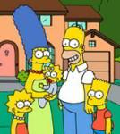 Bart Simpson Marge Santa S Little Helper The Simpsons Bololo