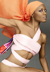 america's next top model season 13 bianca scarf