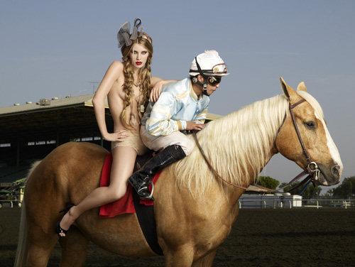 America's Next Top Model Photoshoots