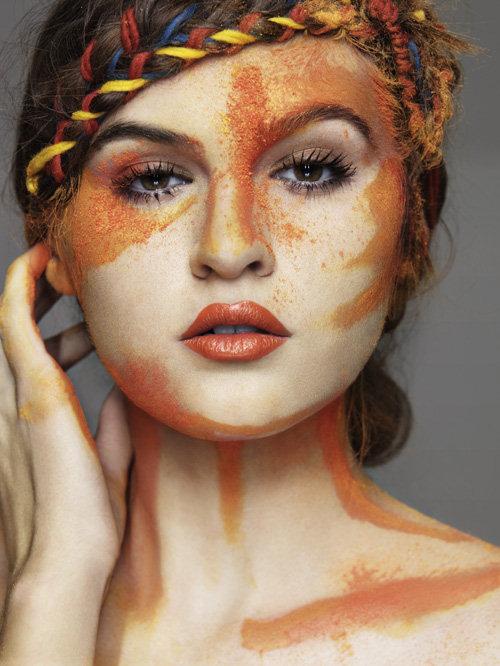 Orange Model Management Inc: America's Next Top Model 12 ANTM Winner Teyona