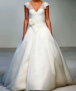 Vera Wang Wedding Gown: How To Make Your Own Copy
