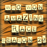 Amazing Race Season 2 Winners