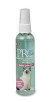detangling longhaired cat hair spray
