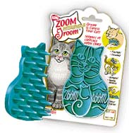 zoom groom cat hair brush