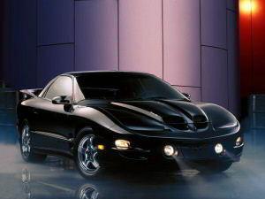 Pontiac Firebird Ws W on V8 Engine Drawings