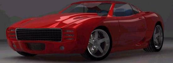 Chevrolet Camaro Concept Chevy