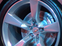 new gm chevrolet camaro concept car wheels, rims and tires
