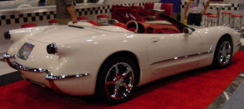 Corvette Concepts Corvette Sting Ray Iii Concept
