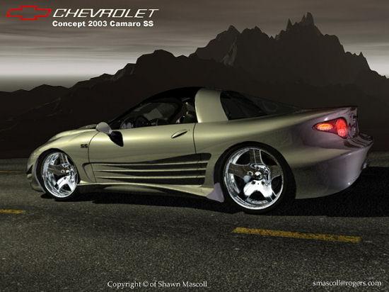 Chevrolet SS Concept Pics