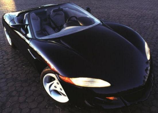 New Pontiac Firebird Concept. firebird concept car