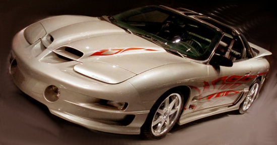 pontiac firebird concepts firebird concept cars past and present