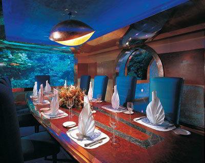 Sailboat hotel inside burj al arab 7 star hotel in dubai for Burj al arab underwater room