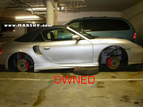 porsche-no-wheels-no-rims-owned